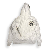 """We Shall Not Use Force"" Hoodie"