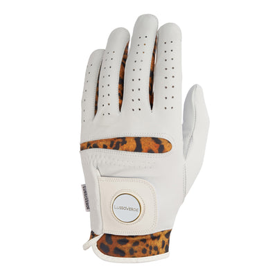 ARIA II - MEN'S 'LEOPARD' PREMIUM GOLF GLOVE