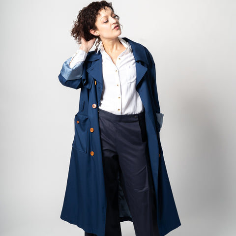 The Slouchy Trench