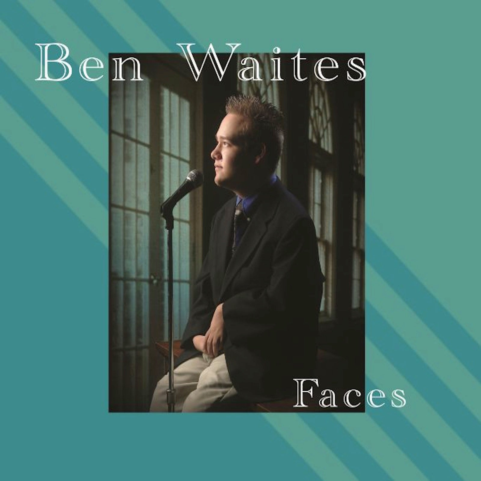 Faces CD (Physical) - Ben Waites Ministries