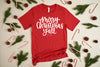 Merry Christmas Y'all T-Shirt - Ben Waites Ministries