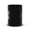 "Black Mug 15oz - ""It Is Well With My Soul"" - Ben Waites Ministries"