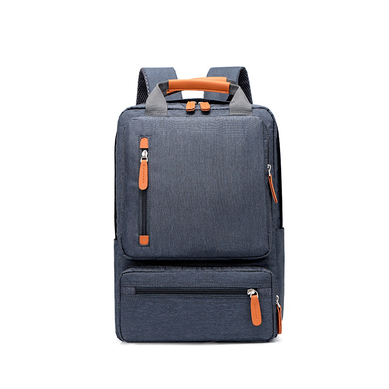Business Casual Laptop Bag with USB Charging Port - CASE U
