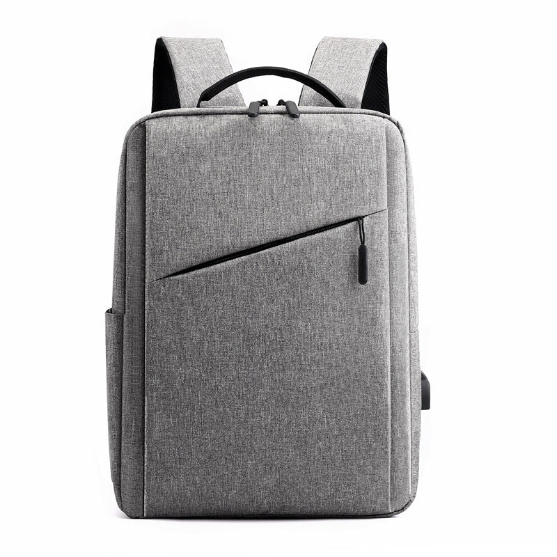 Unisex USB Rechargeable Laptop Bag - CASE U