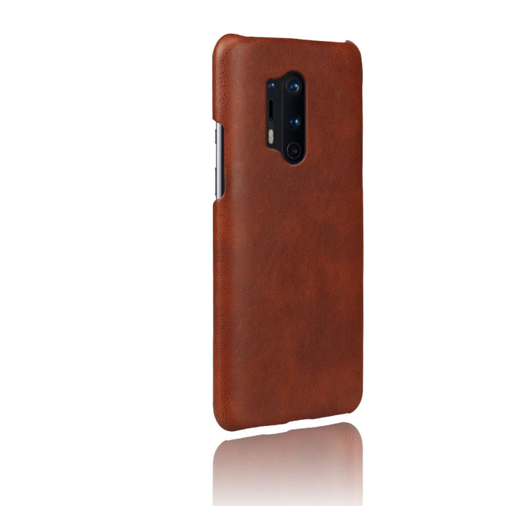 Leather Back Cover - OnePlus 8 Pro - CASE U