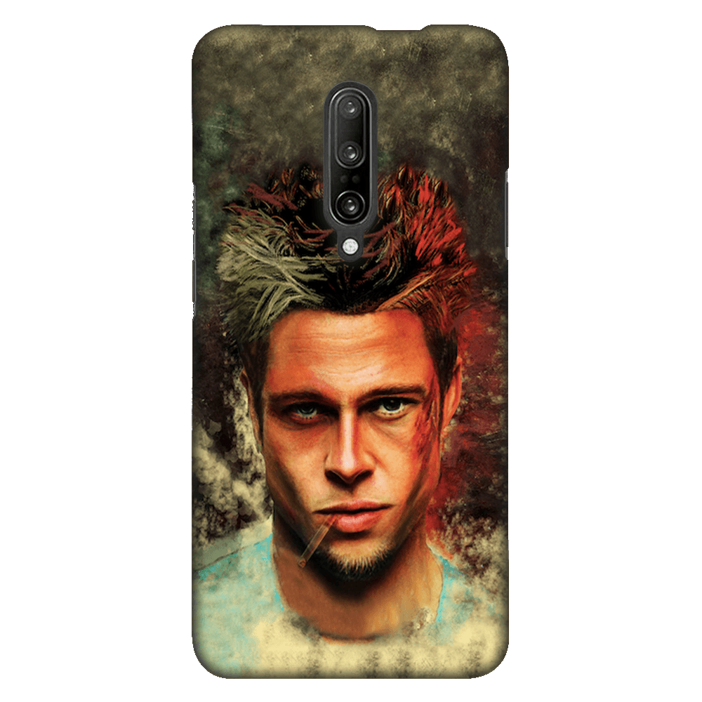 Brad Pitt Fight Club Case Cover - OnePlus 7 Pro - CASE U