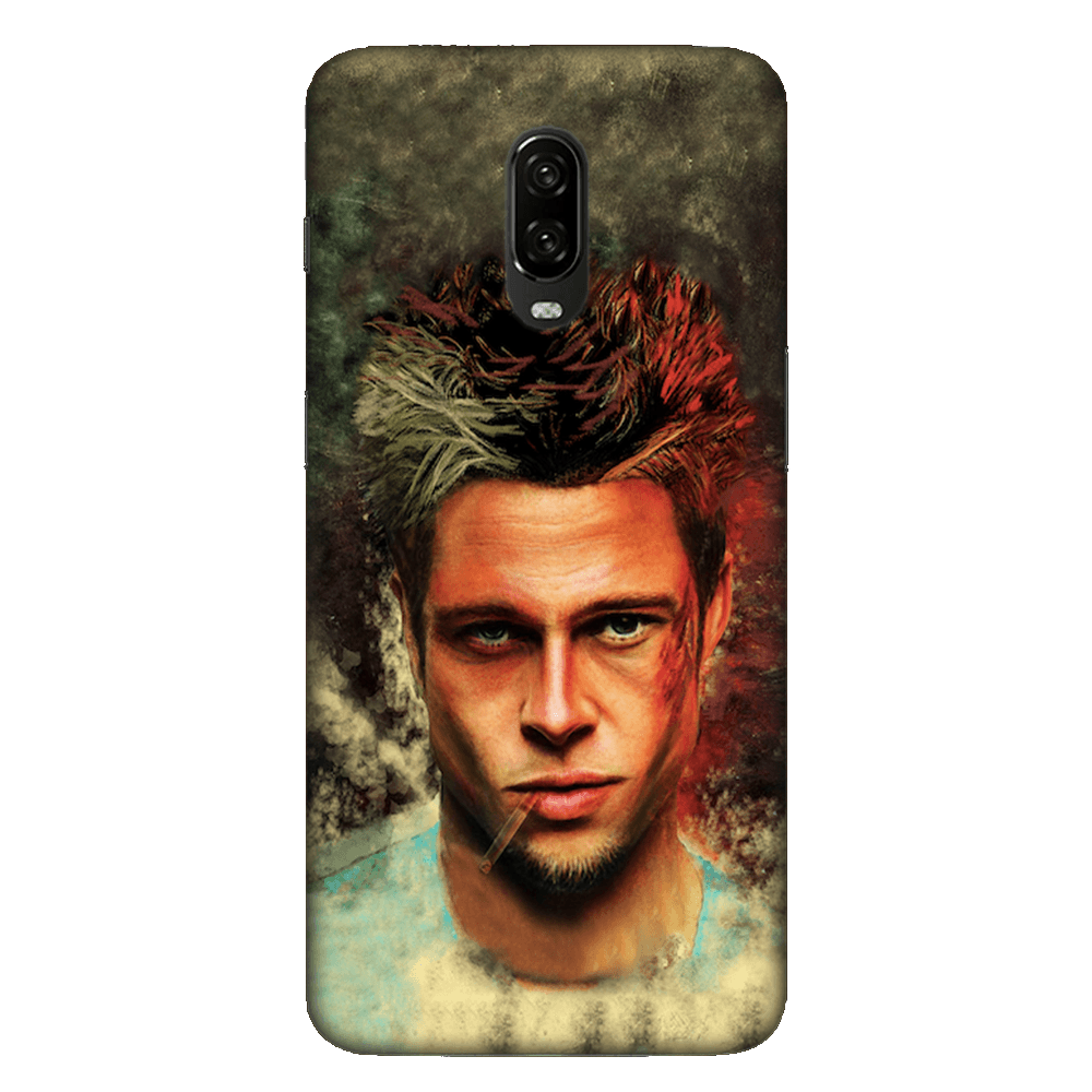 Brad Pitt Fight Club Case Cover - OnePlus 6T - CASE U
