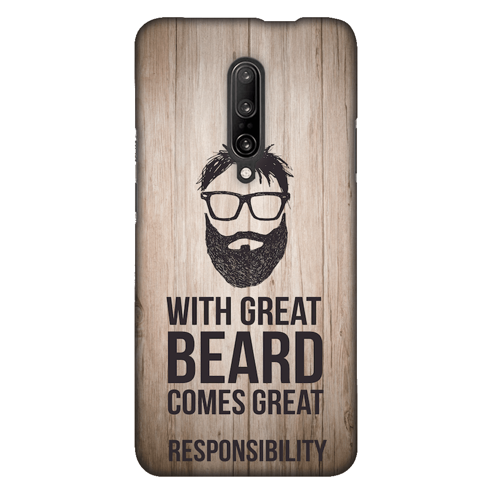 Great Beard Case Cover - OnePlus 7 Pro - CASE U