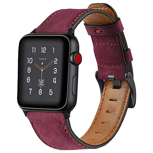 Leather Vintage Strap for iWatch - CASE U