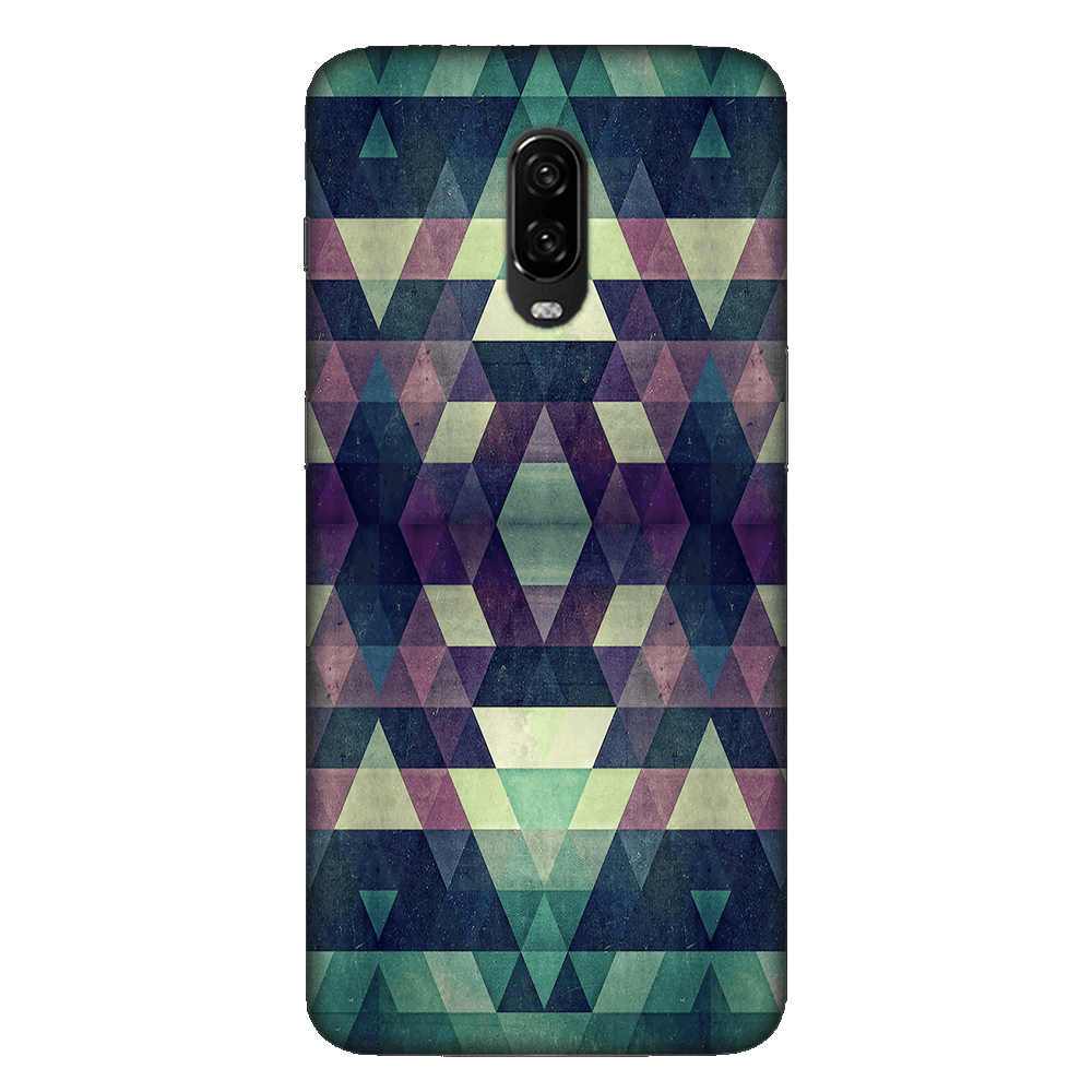 Abstract Patternic Case Cover - OnePlus 6T - CASE U