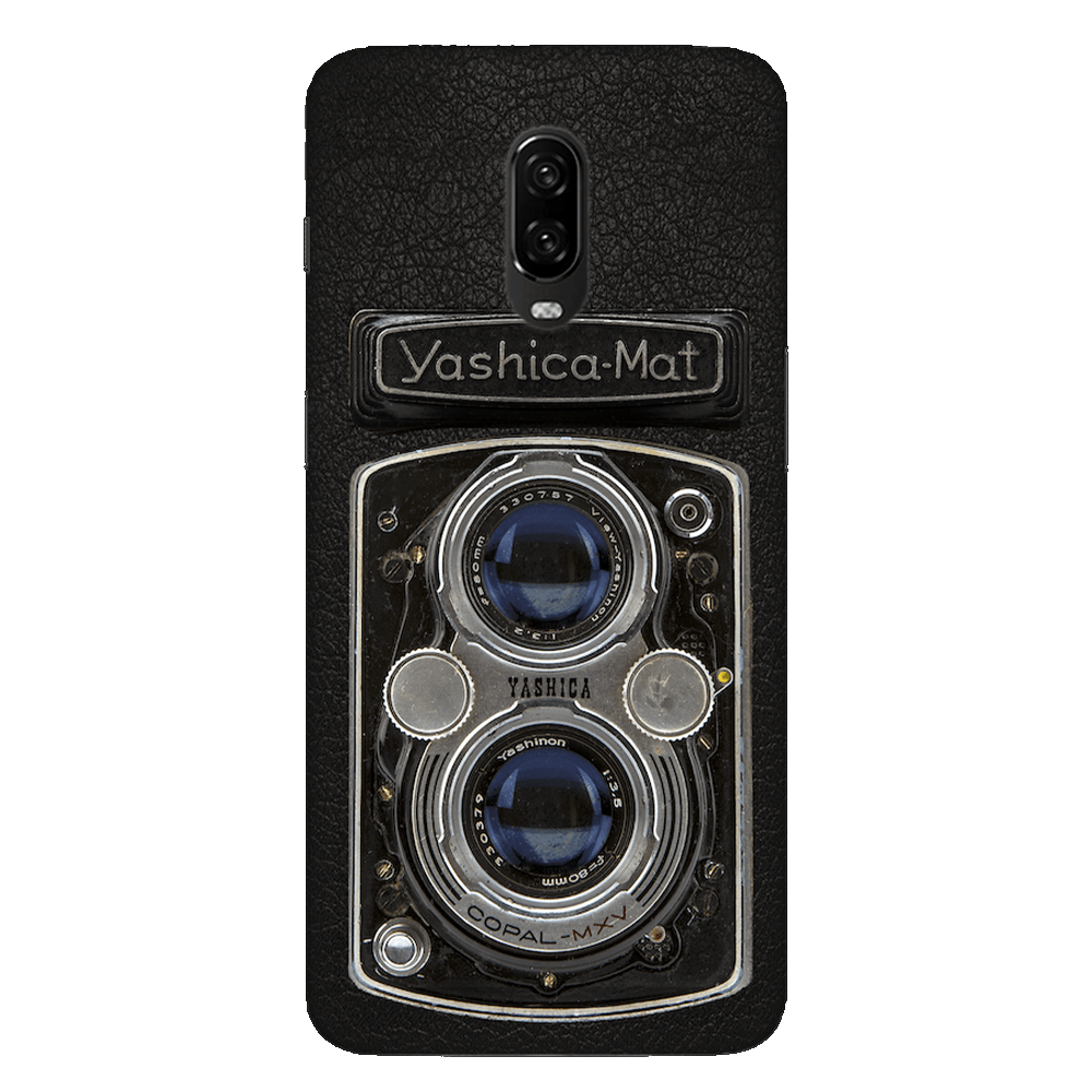 Yashica Camera Case Cover - OnePlus 6T - CASE U