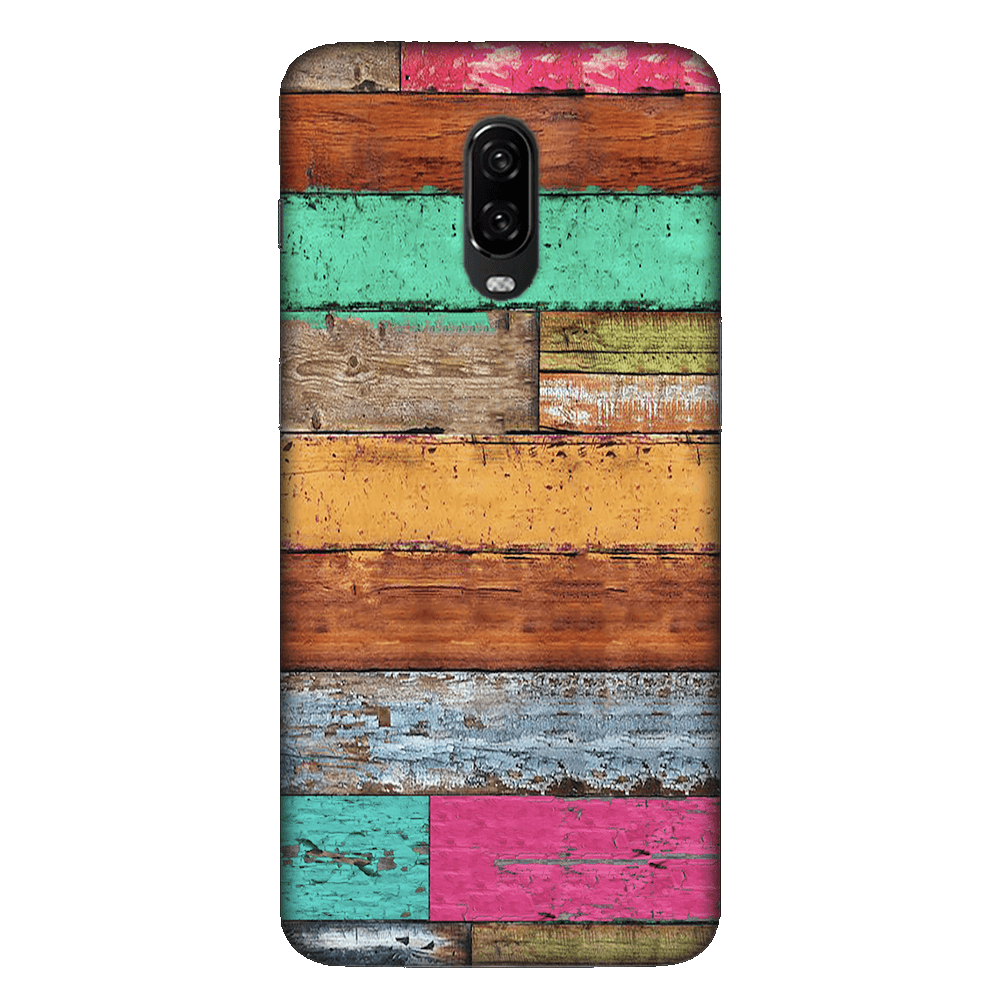 Eco Fashion Case Cover - OnePlus 6T - CASE U