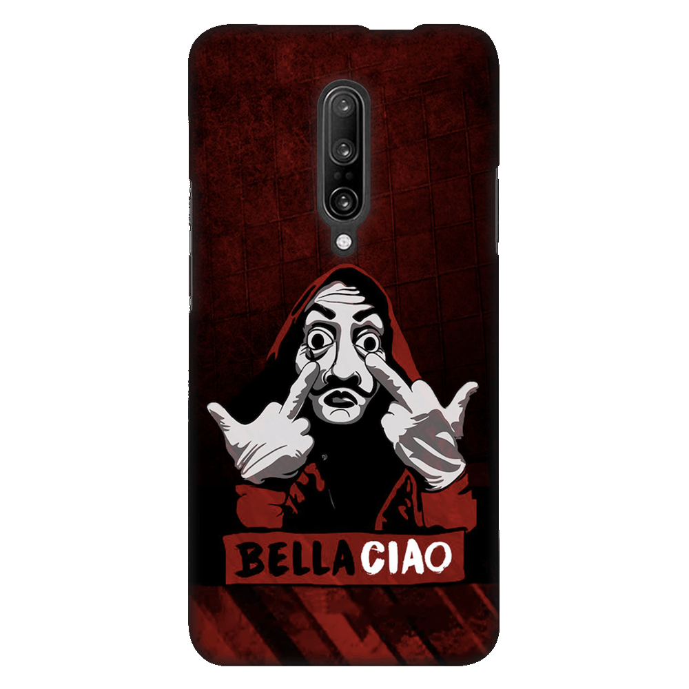 Bella Ciao Case Cover - OnePlus 7 Pro - CASE U