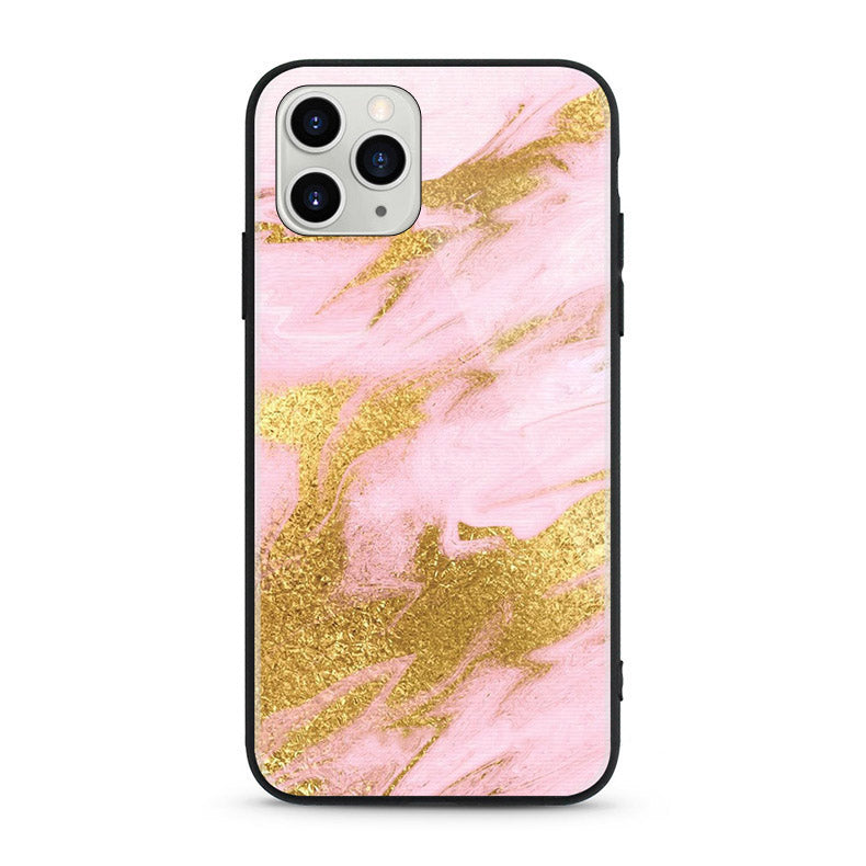 Gold Magistic Marble- iPhone 11 Pro Max - CASE U