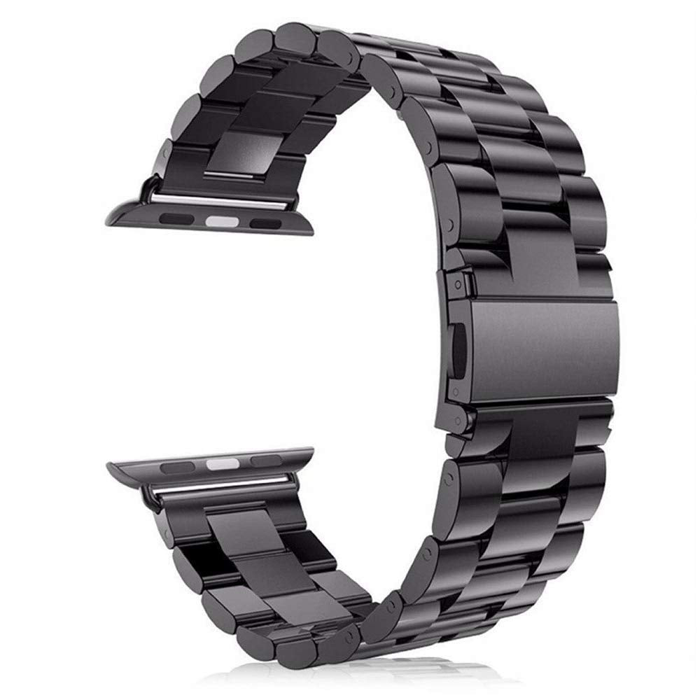 Stainless Steel Metal Chain Strap for iWatch - CASE U