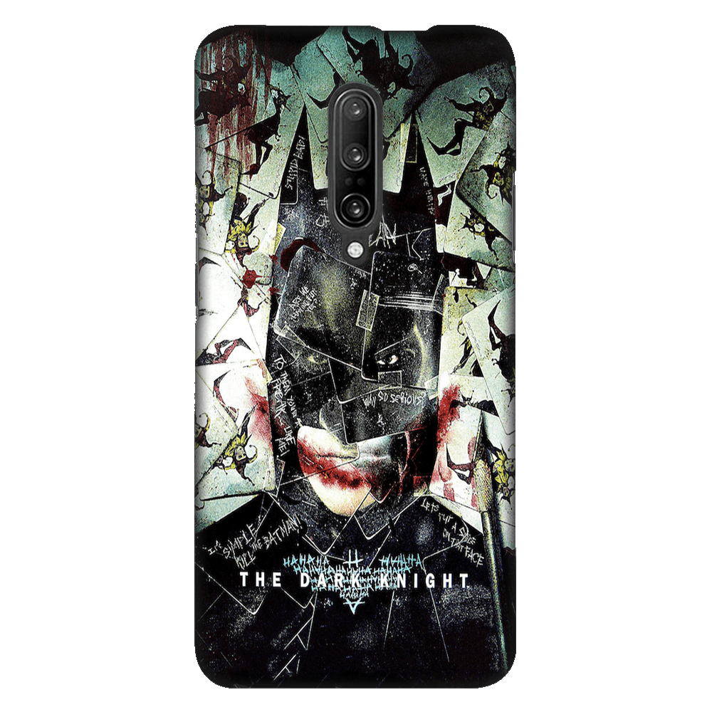 The Dark Knight Case Cover - OnePlus 7 Pro - CASE U