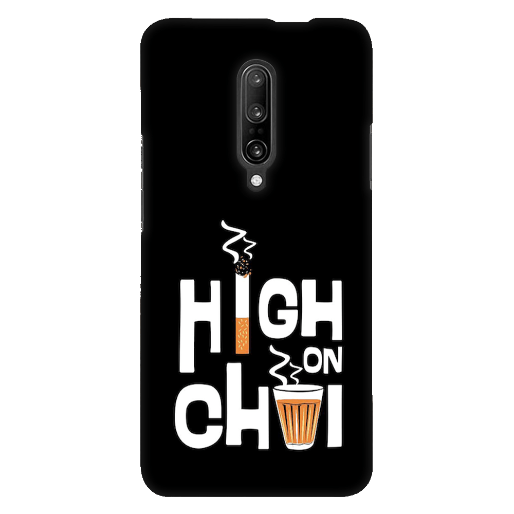 High on Chai Case Cover - OnePlus 7 Pro - CASE U