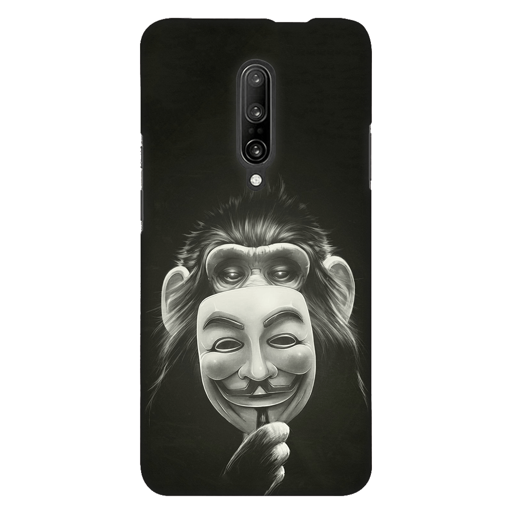 Anonymous Case Cover - OnePlus 7 Pro - CASE U
