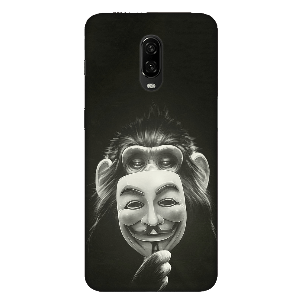 Anonymous Case Cover - OnePlus 6T - CASE U