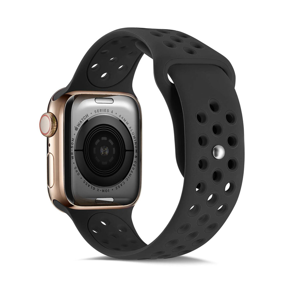 Soft Silicone Sport Band for iWatch - CASE U