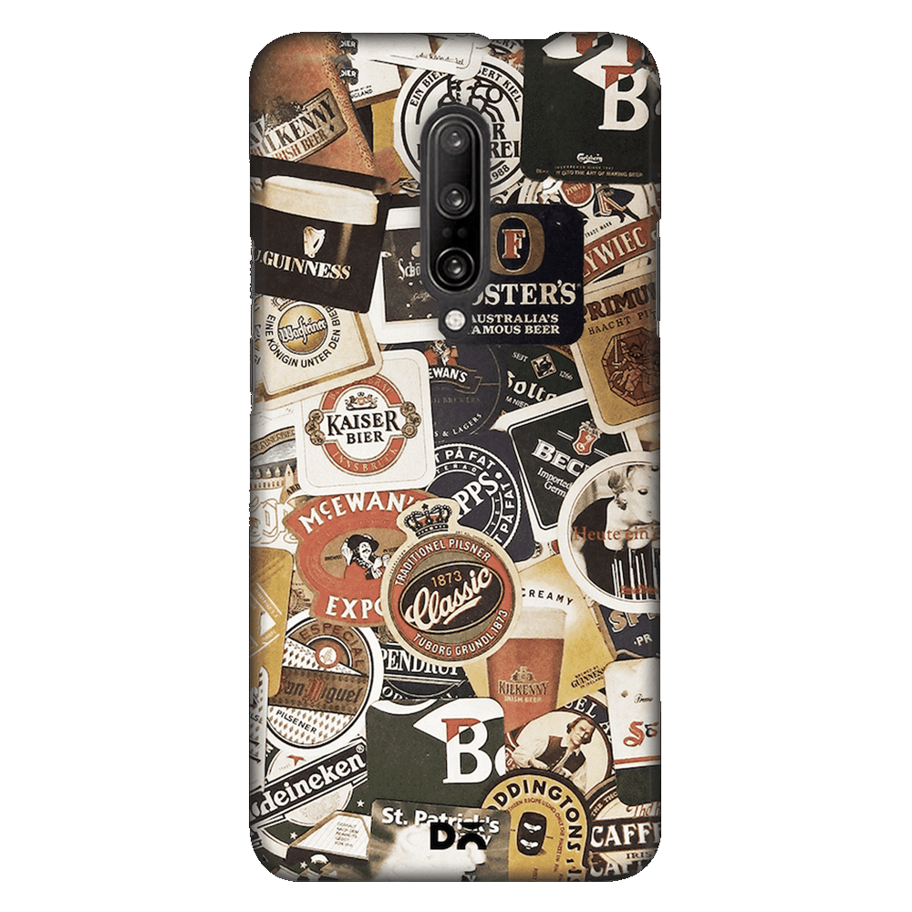 Beers Of The World Case Cover - OnePlus 7 Pro - CASE U