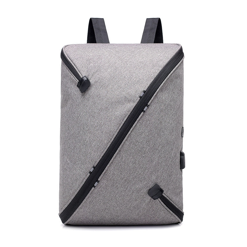 Anti Theft Laptop Backpack With USB Charging Port - CASE U