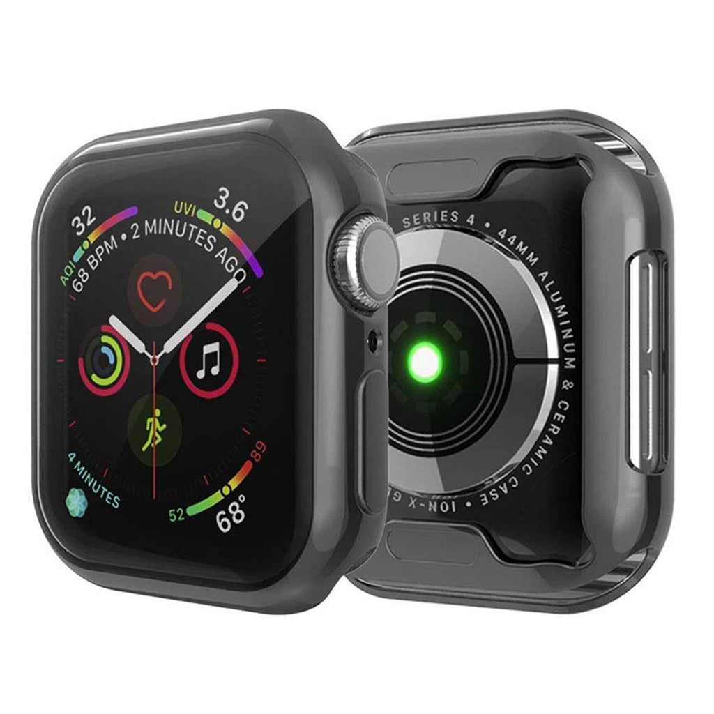 Soft Flexible TPU Protective Case - Apple Watch Series 4 & 5 - CASE U