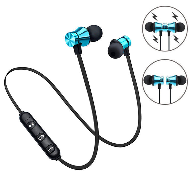 Bluetooth Earphone with Mic - CASE U
