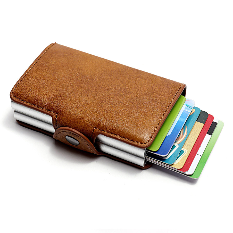 Anti Theft Smart Credit Card Holder - CASE U