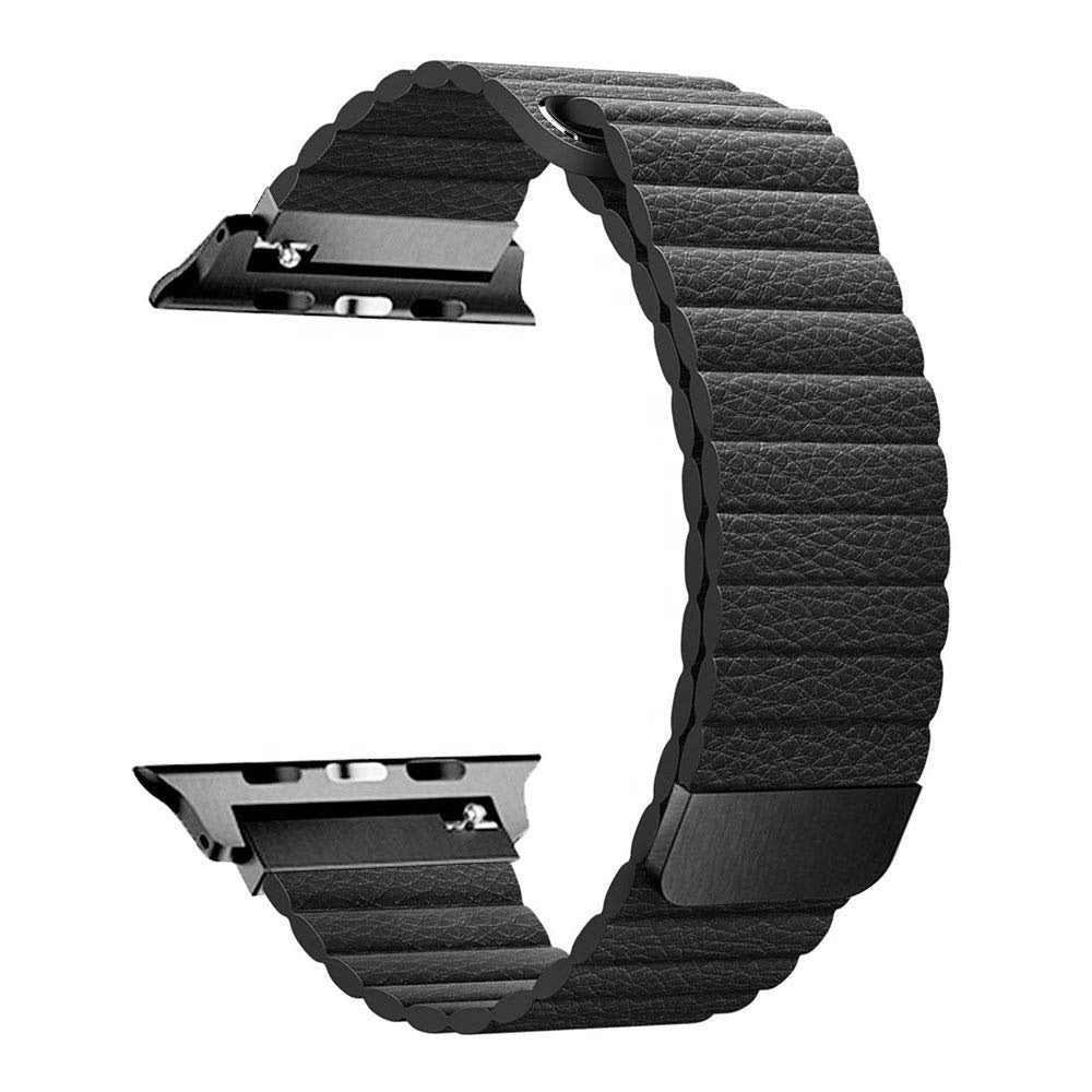 Leather Loop Strap for iWatch - CASE U