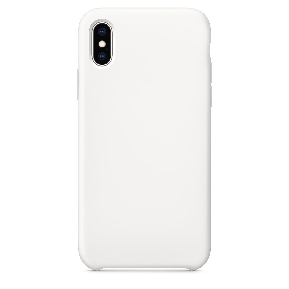 White Tailored Fit - iPhone XR - CASE U