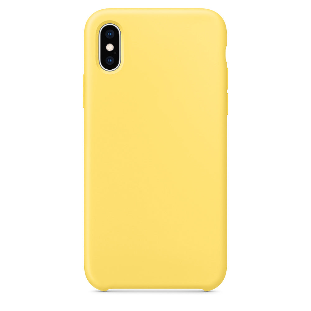 Canary Yellow Tailored Fit - iPhone XR - CASE U