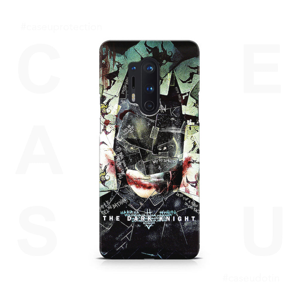 The Dark Knight Case Cover - OnePlus 8 Pro