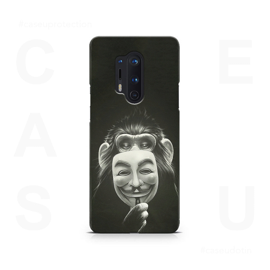 Anonymous Designer Mobile Case for OnePlus 8 Pro