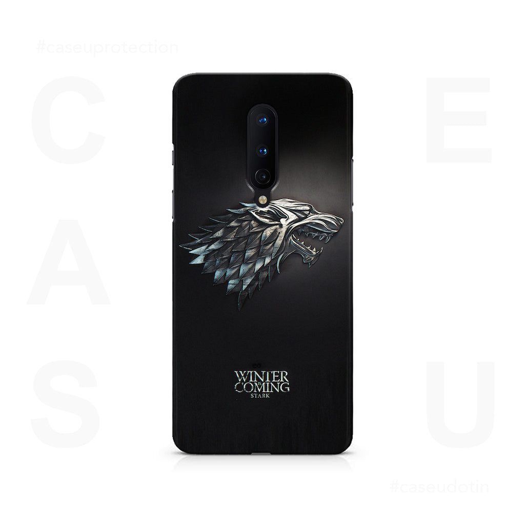 Winter Is Coming Case Cover - OnePlus 8
