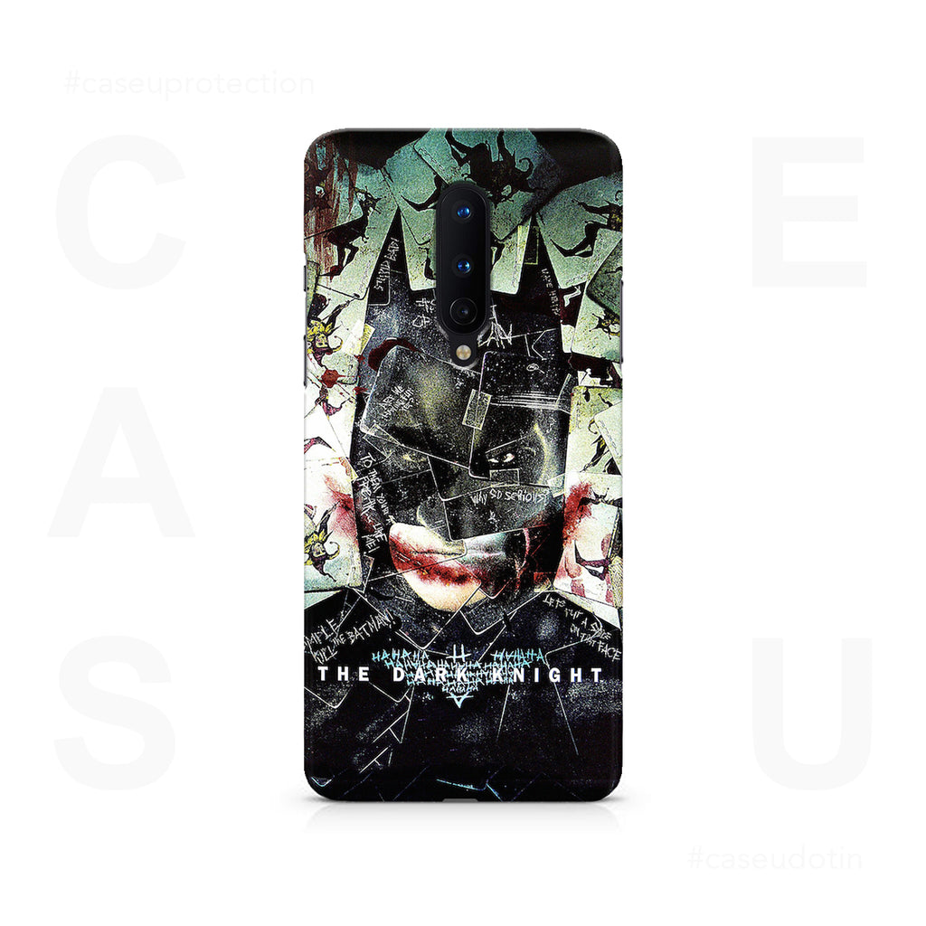 The Dark Knight Case Cover - OnePlus 8