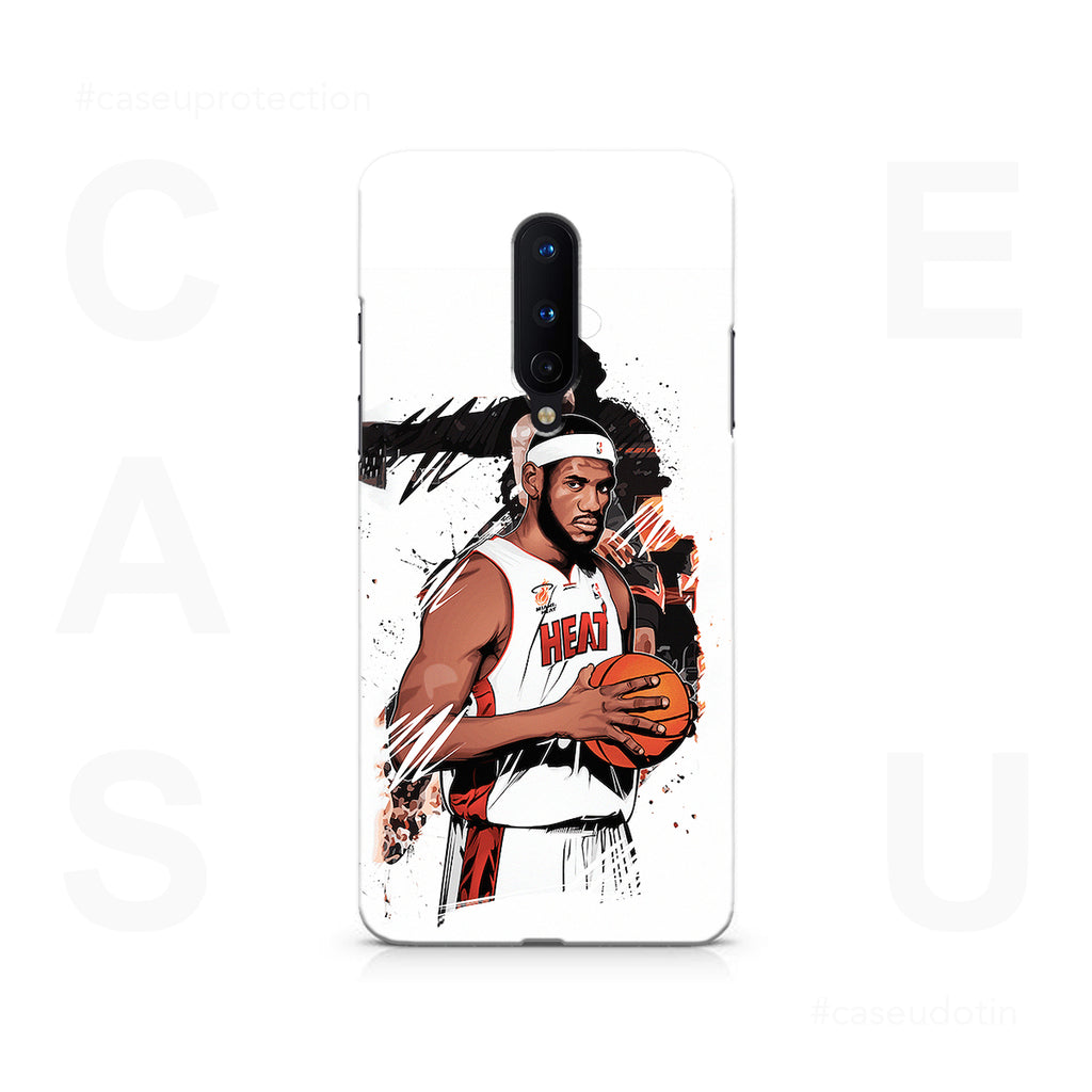 Lebron James Basketball Case Cover - OnePlus 8