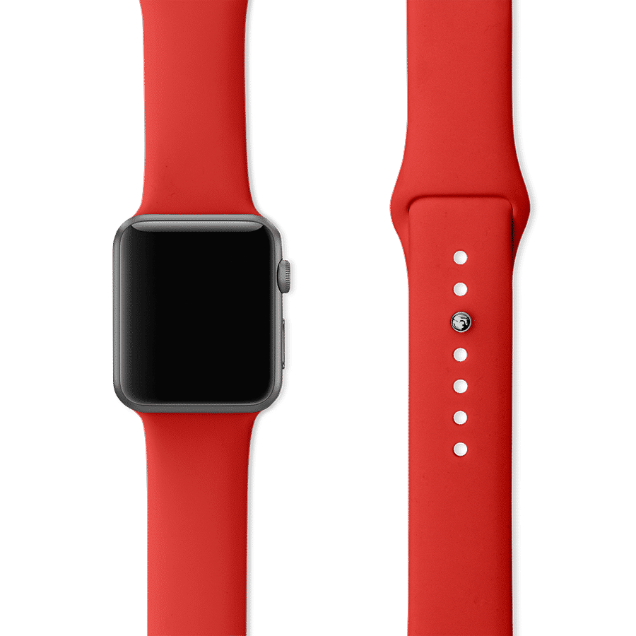Silicone Sport Band for iWatch - CASE U