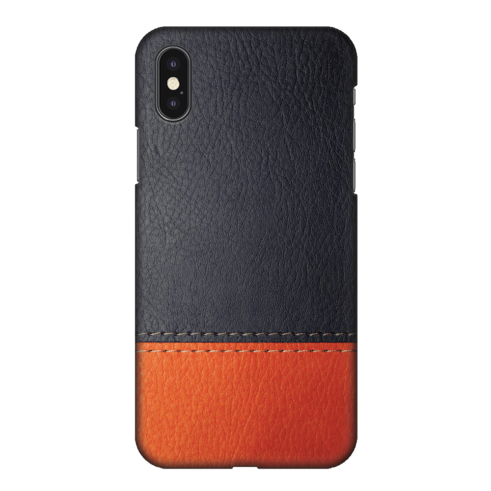 GrayTan Case Cover - iPhone XS Max