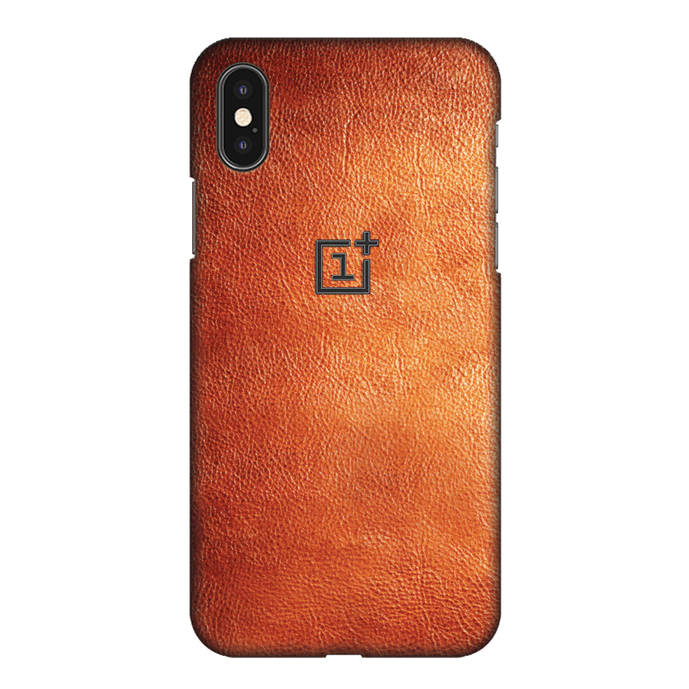 Leather Designer Premium Case Cover - iPhone XS Max