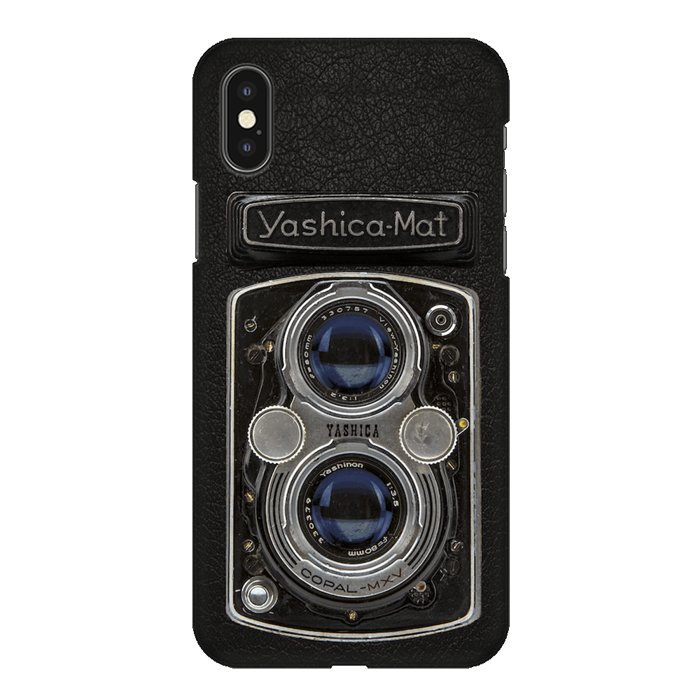 Yashica Camera Case Cover - iPhone XS Max