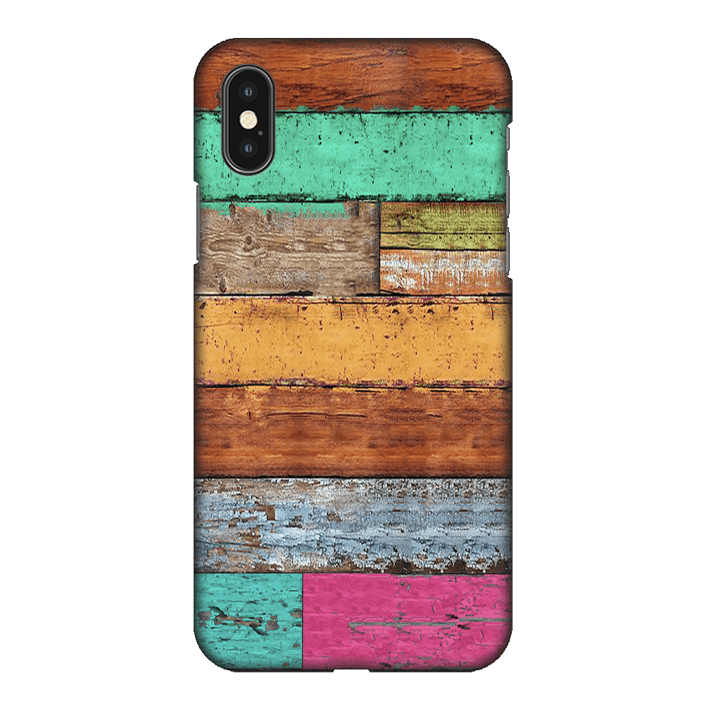 Eco Fashion Case Cover - iPhone XS