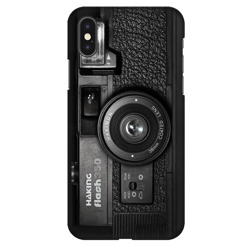 Haking Flash 350 Case Cover - iPhone XS