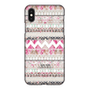 Aztec Pattern Case Cover - iPhone XS