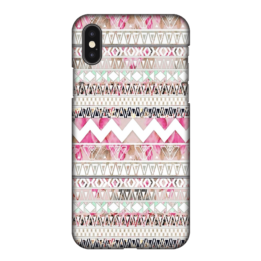 Aztec Pattern Case Cover - iPhone XS Max