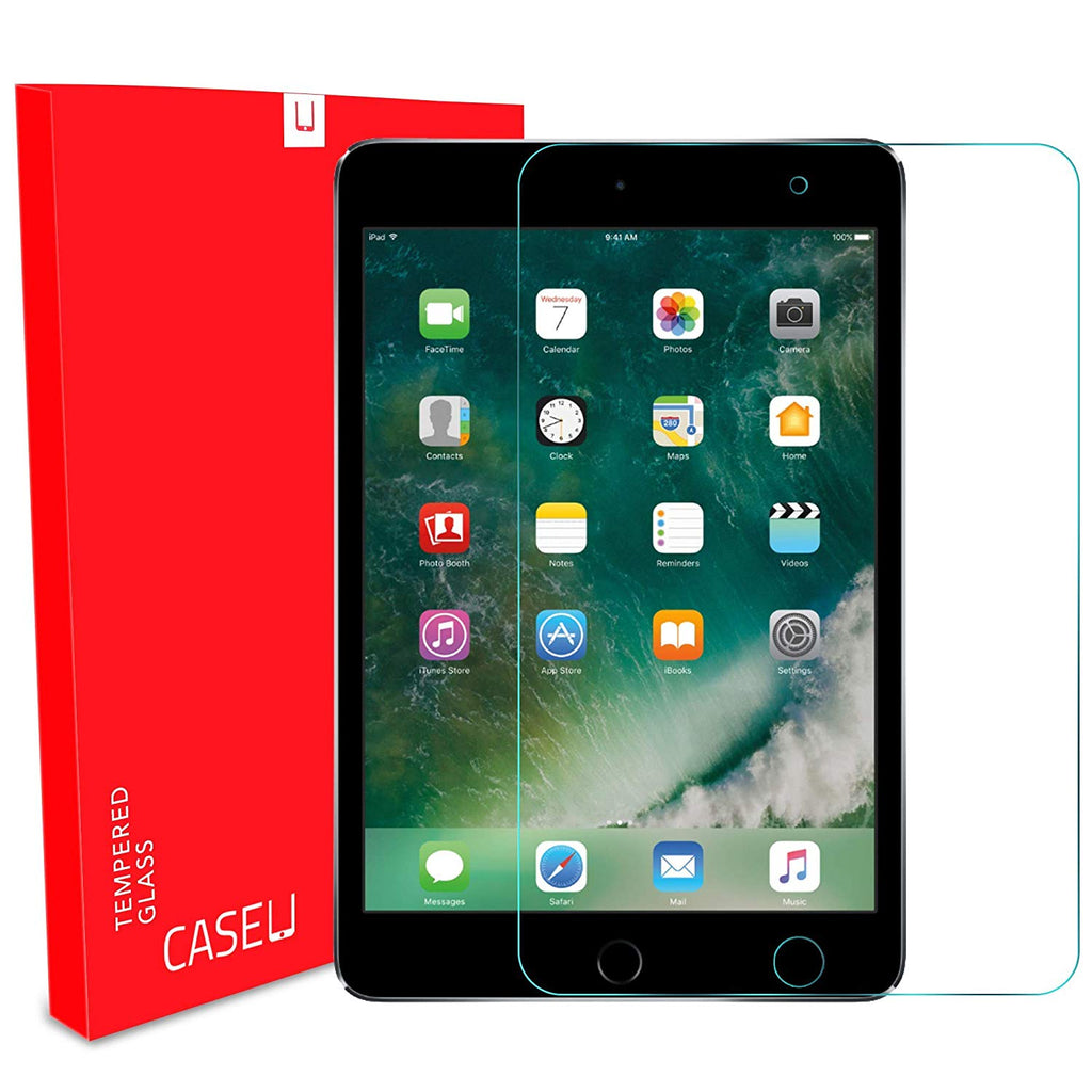 "Crystal Clear Tempered Glass - iPad Air 10.5"" - CASE U"