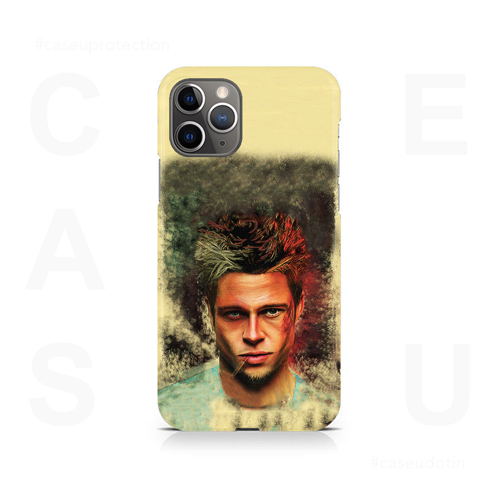 Brad Pitt Fight Club Case Cover - iPhone 11 Pro