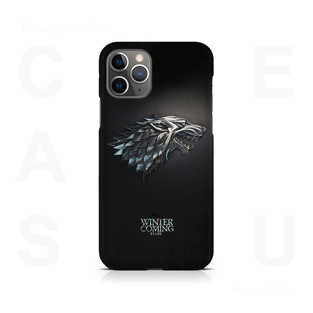 Winter Is Coming Case Cover - iPhone 11 Pro