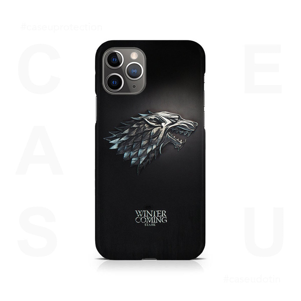 Winter Is Coming Case Cover - iPhone 11 Pro Max