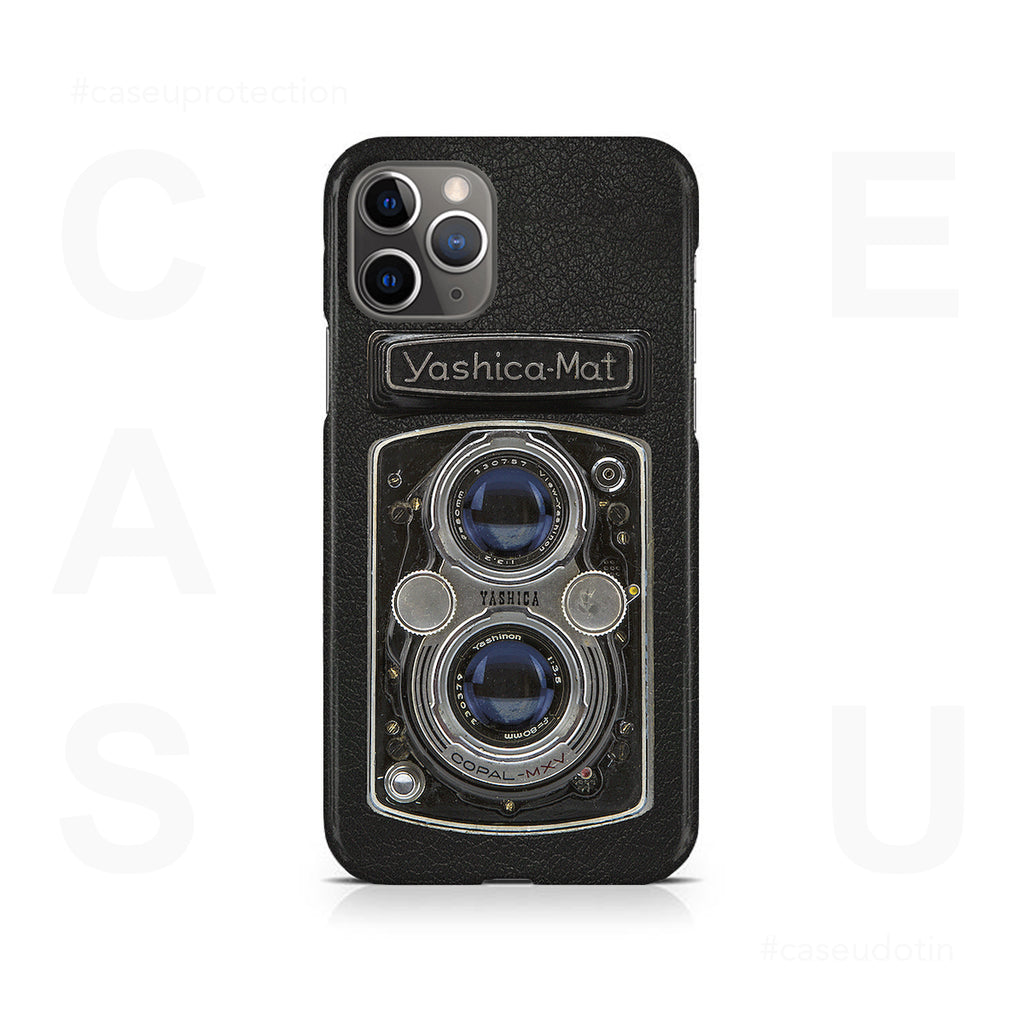 Yashica Camera Case Cover - iPhone 11 Pro